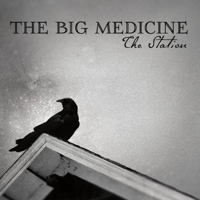 Big Medicine THE STATION CD