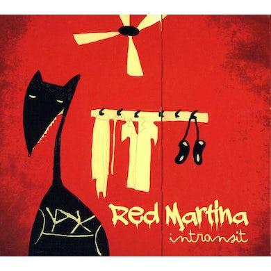Red Martina INTRANSIT CD