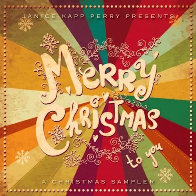 Janice Kapp Perry MERRY CHRISTMAS TO YOU CD