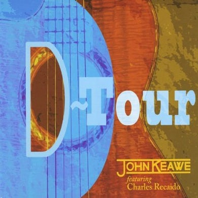 John Keawe D-TOUR CD
