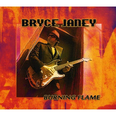 Bryce Janey BURNING FLAME CD