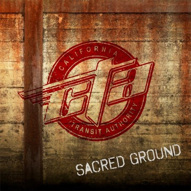 Cta ( California Transit Authority) SACRED GROUND Vinyl Record