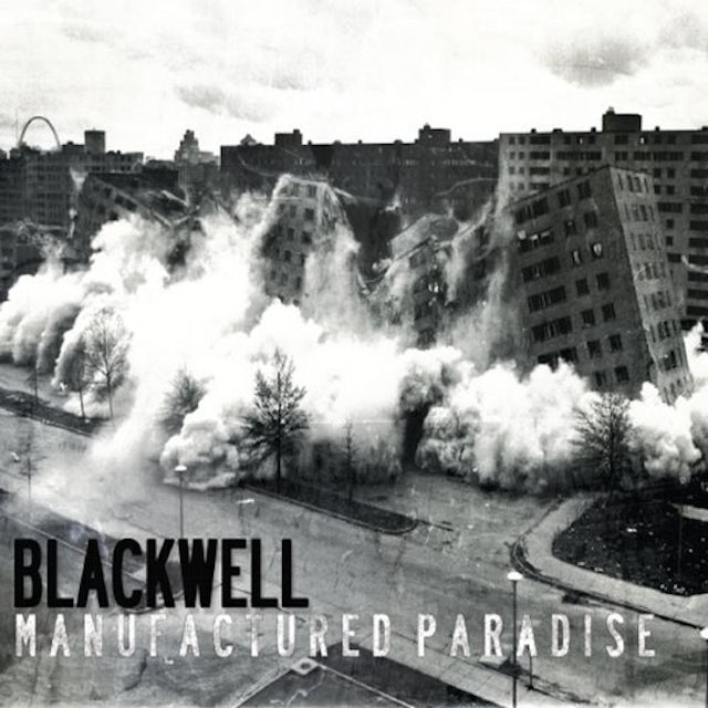 Blackwell MANUFACTURED PARADISE CD