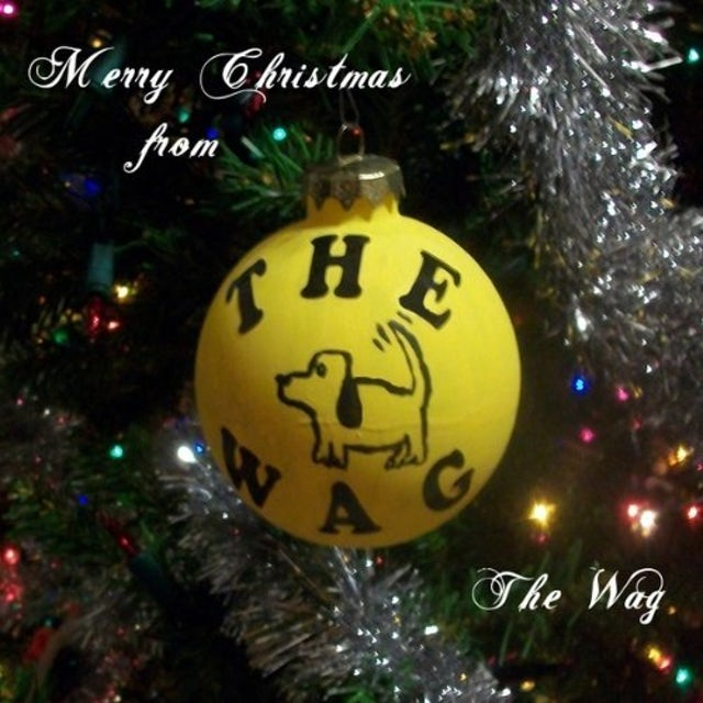 MERRY CHRISTMAS FROM THE WAG CD
