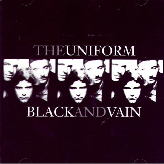Uniform BLACK & VAIN CD
