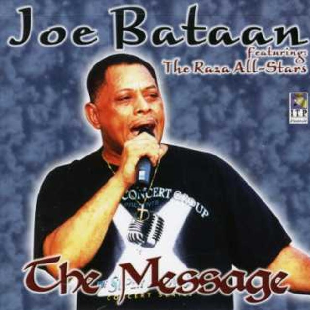 Joe Bataan MESSAGE CD