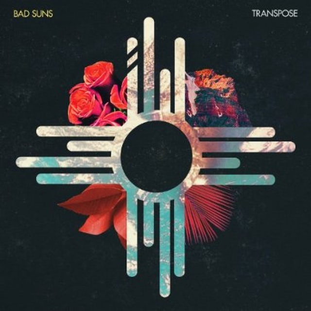 Bad Suns TRANSPOSE CD