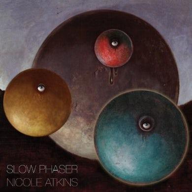 Nicole Atkins SLOW PHASER CD
