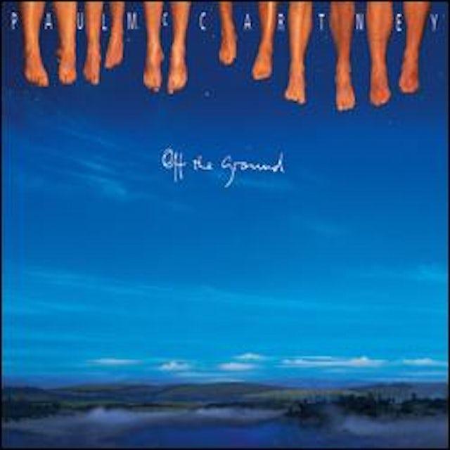 Paul McCartney OFF THE GROUND CD
