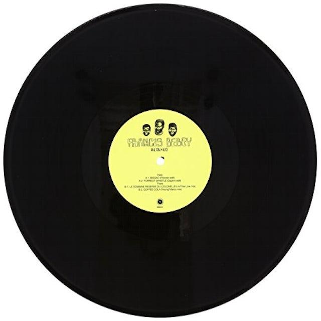 Francis Bebey REMIXED Vinyl Record