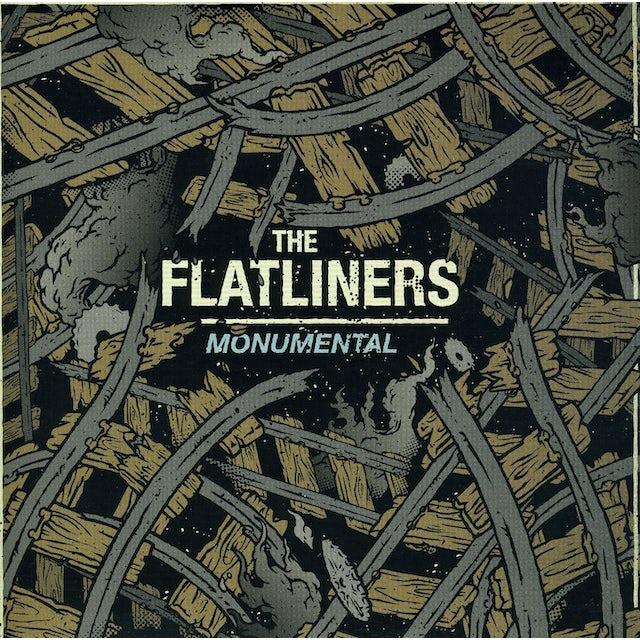 The Flatliners MONUMENTAL Vinyl Record