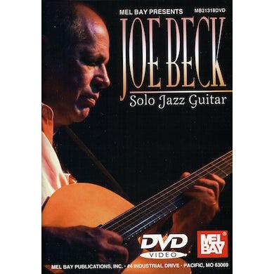 Joe Beck SOLO JAZZ GUITAR DVD