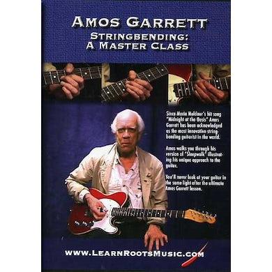 AMOS GARRETT-STRINGBENDING: MASTER CLASS DVD