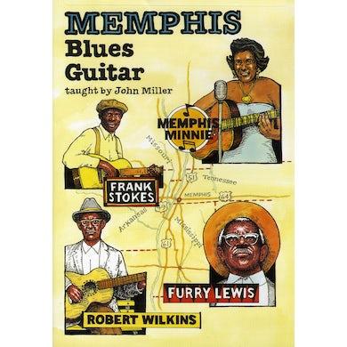 John Miller MEMPHIS BLUES GUITAR DVD