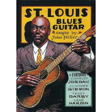 John Miller ST. LOUIS BLUESGUITAR DVD