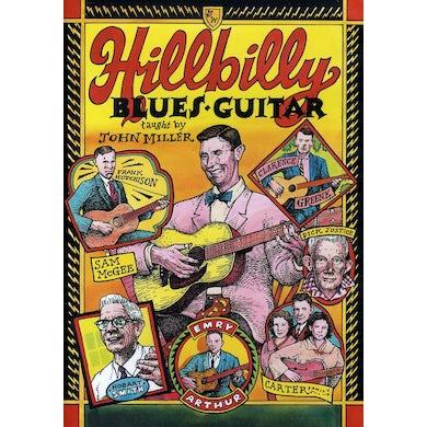 John Miller HILLBILLY BLUESGUITAR DVD