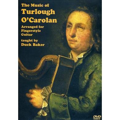 Duck Baker MUSIC OF TURLOUGH OCAROLAN FOR FINGERSTYLE GUITAR DVD