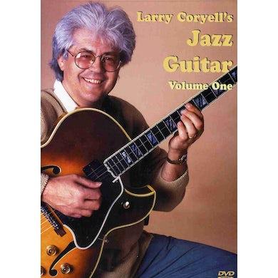 Larry Coryell JAZZ GUITAR 1 DVD