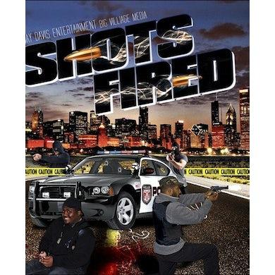 SHOTS FIRED Blu-ray