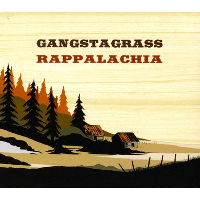 Gangstagrass RAPPALACHIA CD
