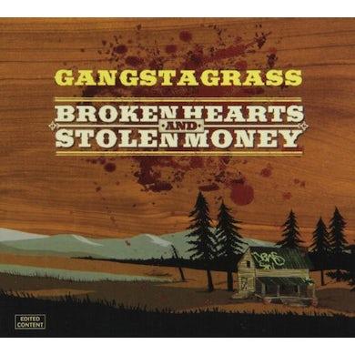 Gangstagrass LIGHTNING ON THE STRINGS THUNDER CD