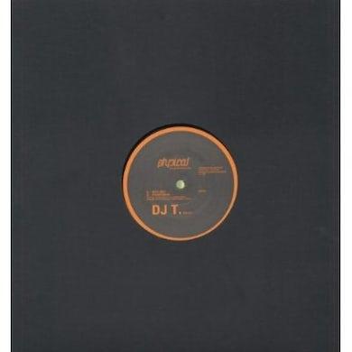 DJ T-Rock & Squashy Nice GET LOST/PHANTOMAS Vinyl Record