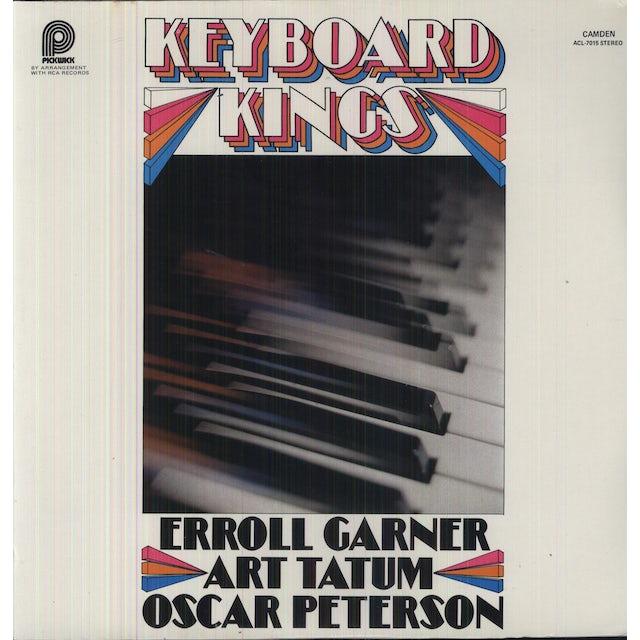 Garner /Tatum/Peterson KEYBOARD KINGS Vinyl Record