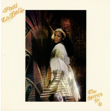 Patti LaBelle SPIRITS IN IT CD