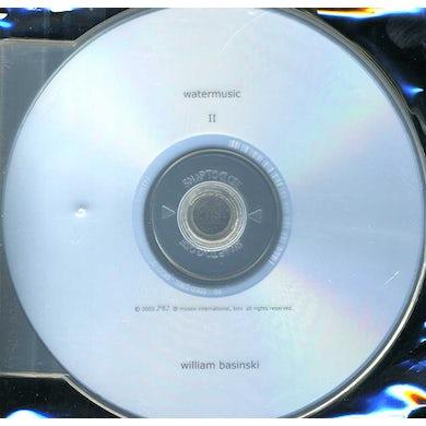 William Basinski WATERMUSIC II CD