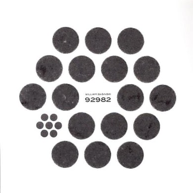 William Basinski 92982 CD