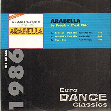 Arabella LE FREAK-CEST CHIC Vinyl Record