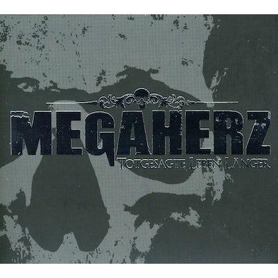 Megaherz TOTGESAGTE LEBEN LNGER CD