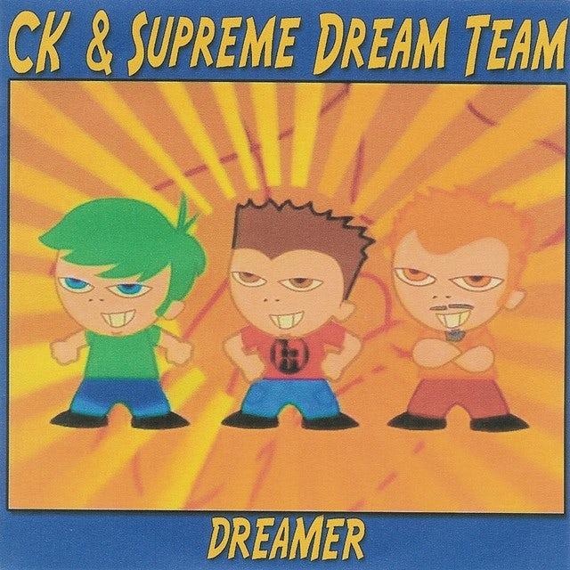 Ck & Supreme Dream Team DREAMER Vinyl Record