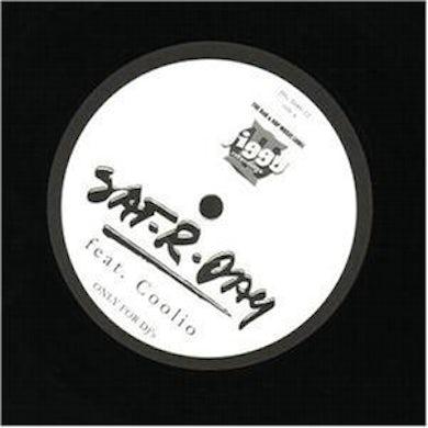 Sat-R-Day DONT GO Vinyl Record