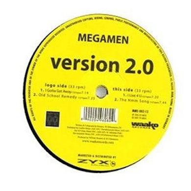 Megamen VERSION 2.0 Vinyl Record