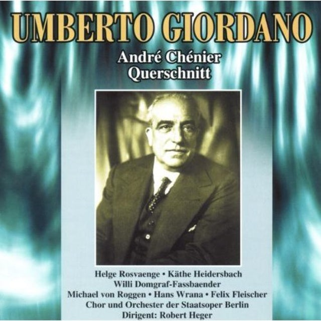 Umberto Giordano QUERSCHNITT CD
