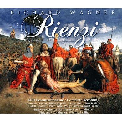 Richard Wagner RIENZI CD