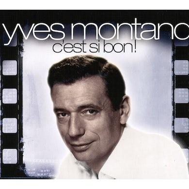 Yves Montand CEST SI BON CD