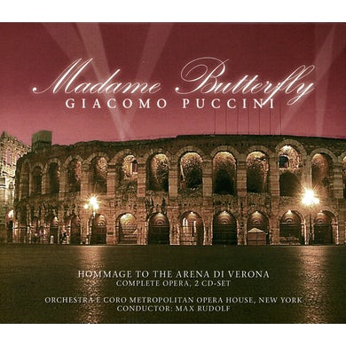 G. Puccini MADAME BUTTERFLY CD