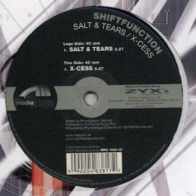 Shiftfunction SALT & TEARS/X-CESS Vinyl Record