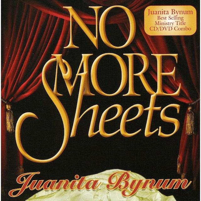 Juanita Bynum NO MORE SHEETS CD