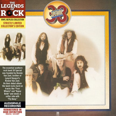 38 SPECIAL CD