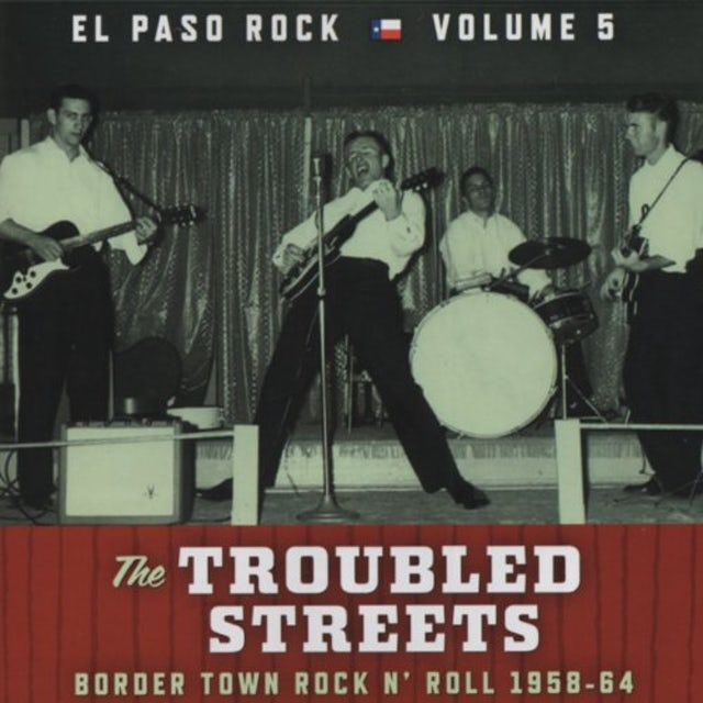 Troubled Streets: El Paso Rock 5 / Various Vinyl Record