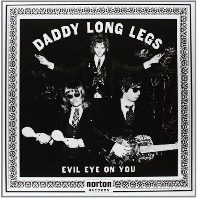 Daddy Long Legs EVIL EYE ON YOU Vinyl Record