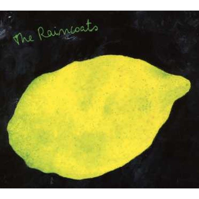 Raincoats EXTENDED PLAY CD