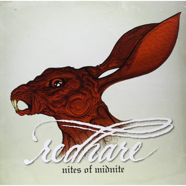 Red Hare NITES OF MIDNITE Vinyl Record