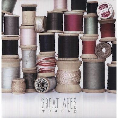 Great Apes THREAD Vinyl Record