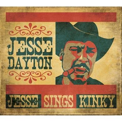 Jesse Dayton JESSE SINGS KINKY CD