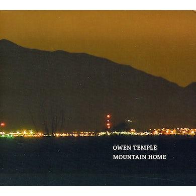 Owen Temple MOUNTAIN HOME CD
