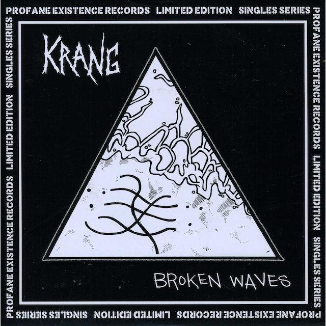Krang BROKEN WAVES (Vinyl)